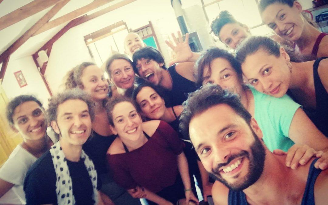 Convivencia Flamenca Espacio Silvestre